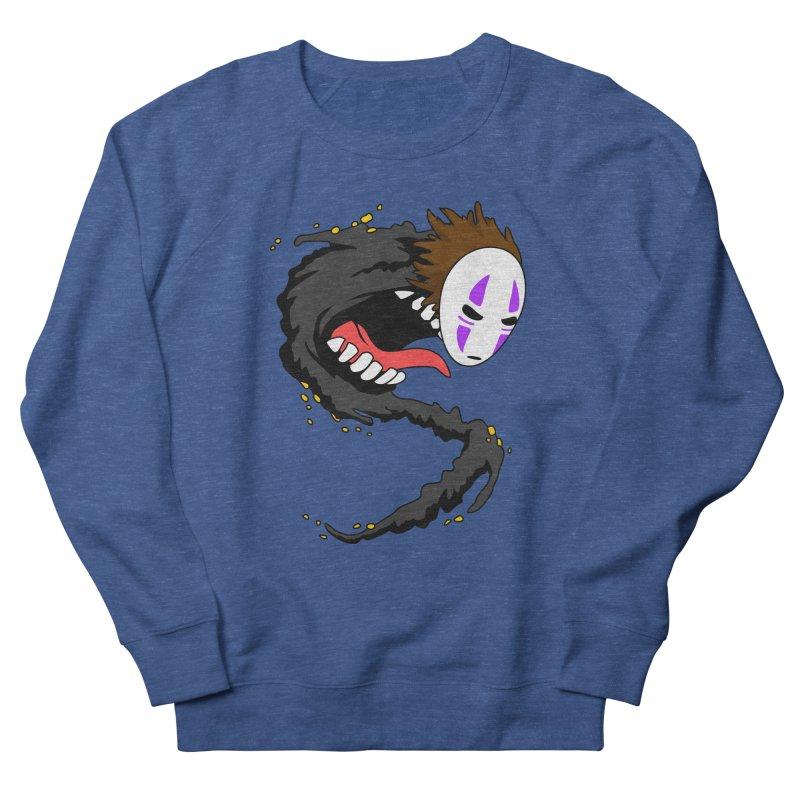Noface Women's French Terry Sweatshirt by emodistcreates's Artist Shop