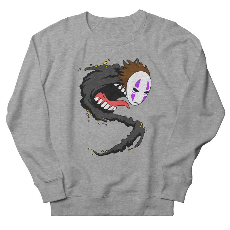 Noface Men's French Terry Sweatshirt by emodistcreates's Artist Shop