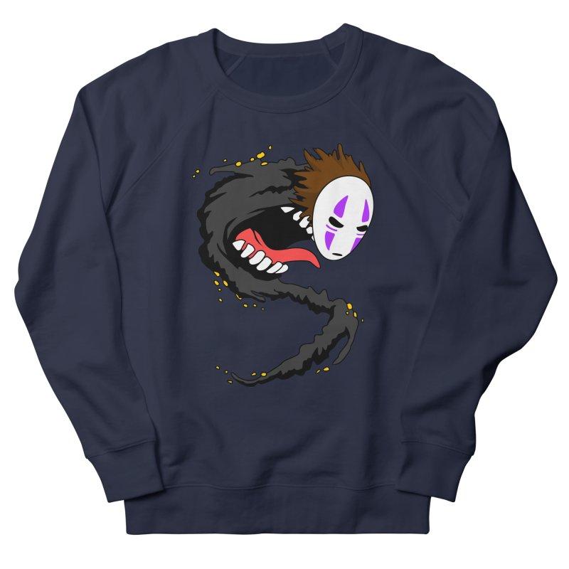 Noface Men's French Terry Sweatshirt by emodistcreates's Artist Shop