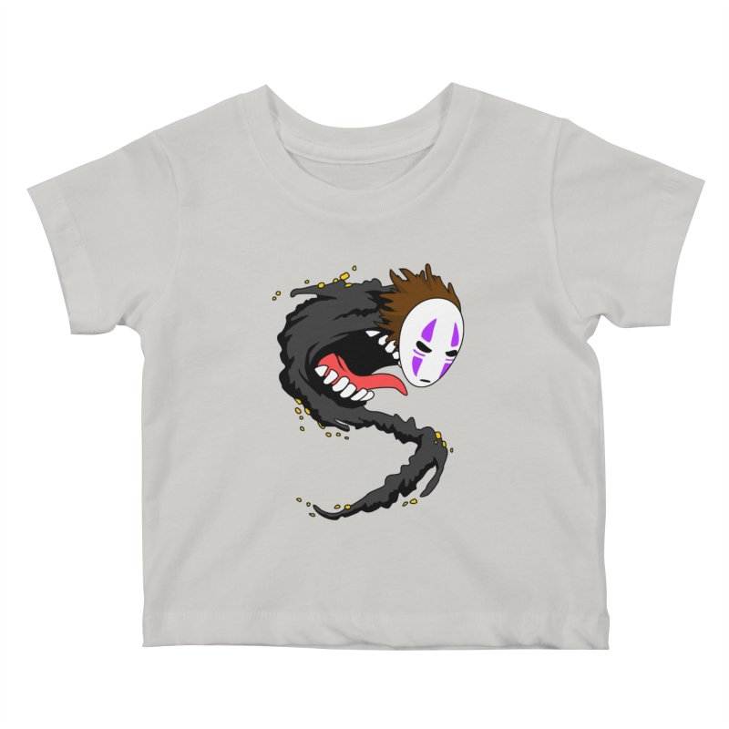 Noface Kids Baby T-Shirt by emodistcreates's Artist Shop