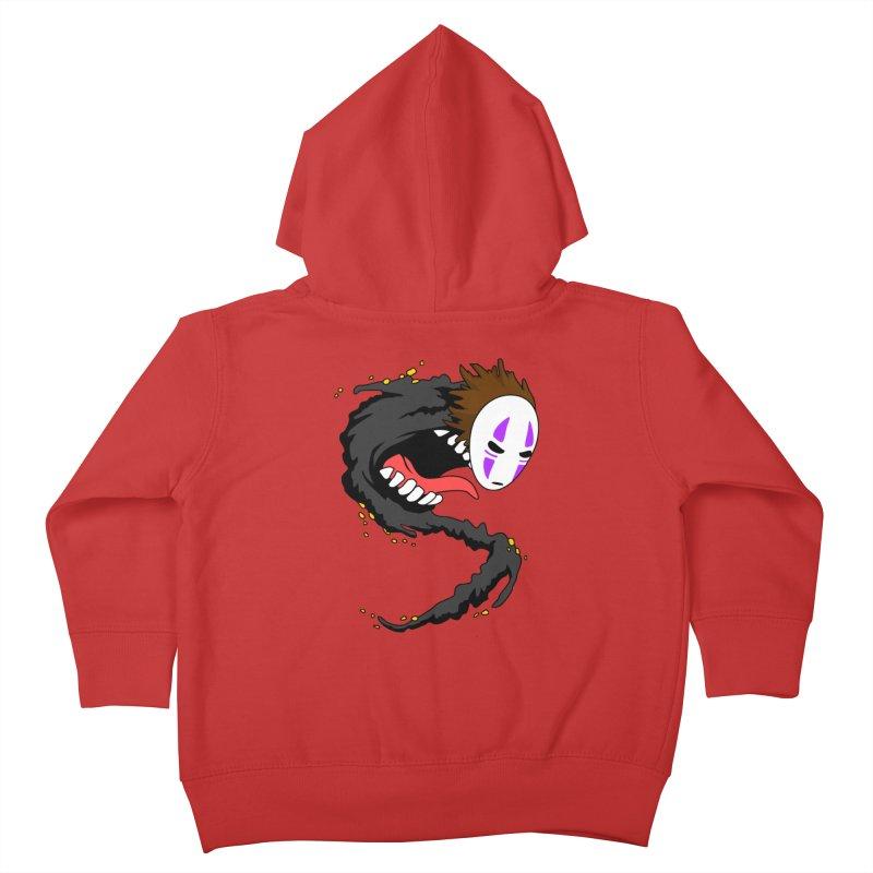 Noface Kids Toddler Zip-Up Hoody by emodistcreates's Artist Shop