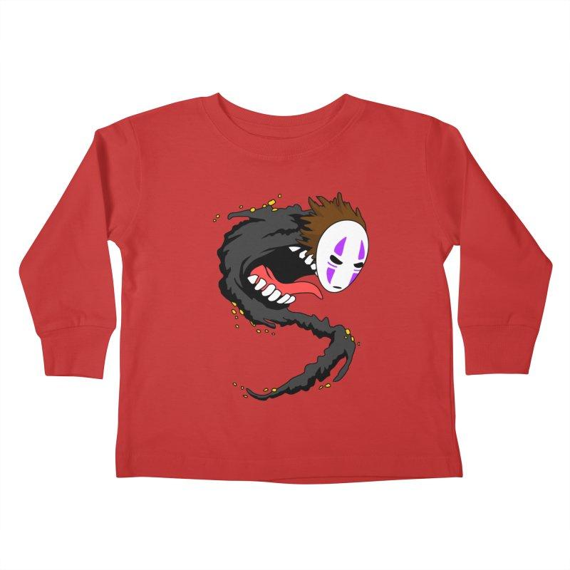 Noface Kids Toddler Longsleeve T-Shirt by emodistcreates's Artist Shop