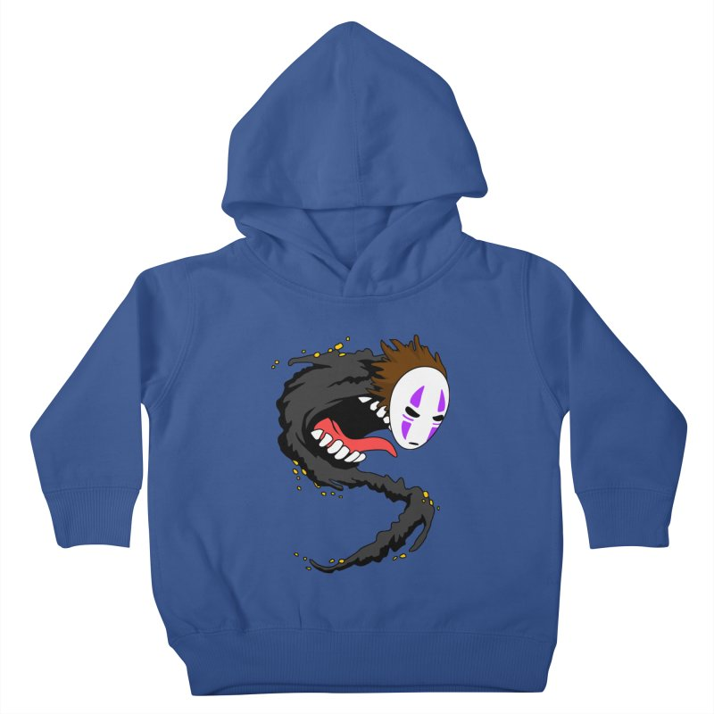 Noface Kids Toddler Pullover Hoody by emodistcreates's Artist Shop