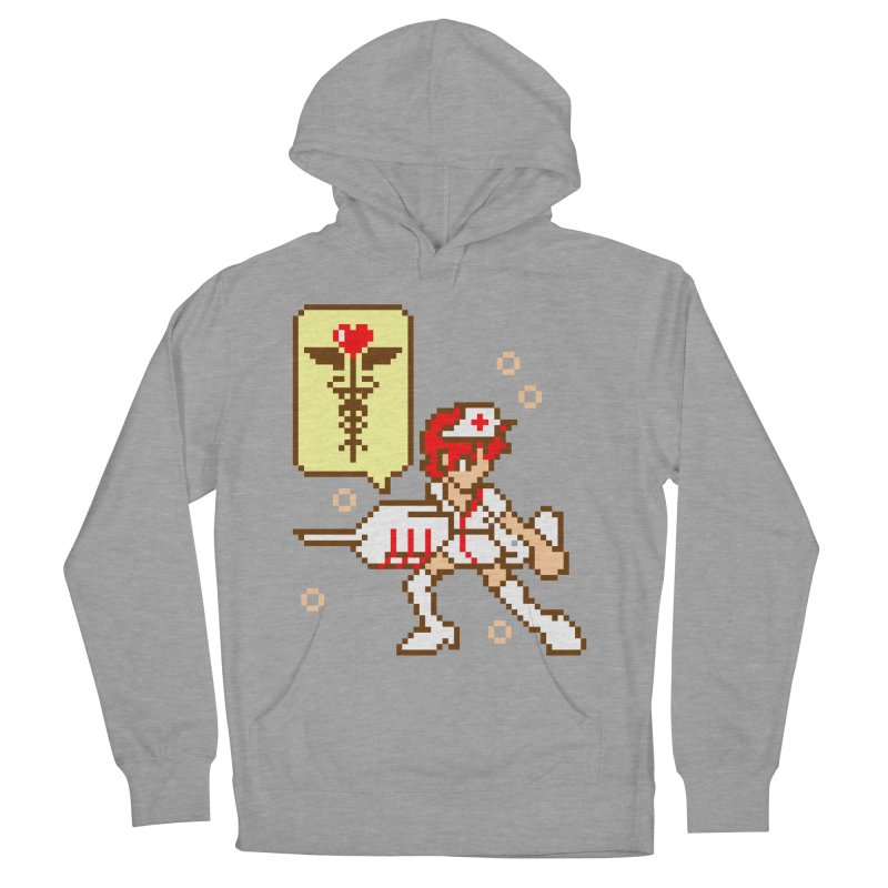 Nurse Call Men's French Terry Pullover Hoody by emodistcreates's Artist Shop