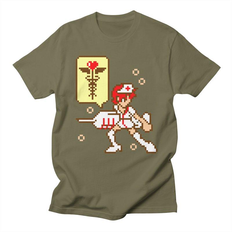 Nurse Call Men's Regular T-Shirt by emodistcreates's Artist Shop