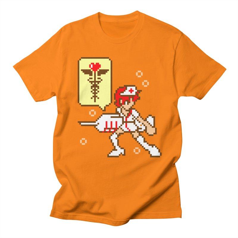 Nurse Call Men's T-Shirt by emodistcreates's Artist Shop