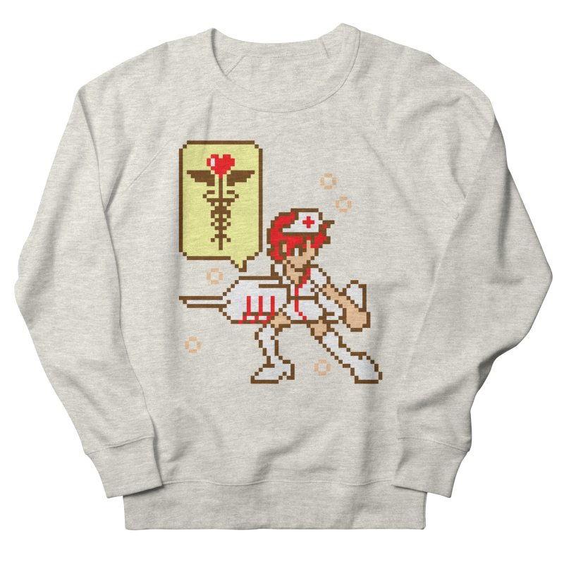 Nurse Call Women's French Terry Sweatshirt by emodistcreates's Artist Shop
