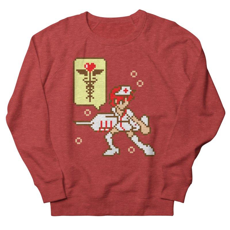 Nurse Call Men's French Terry Sweatshirt by emodistcreates's Artist Shop