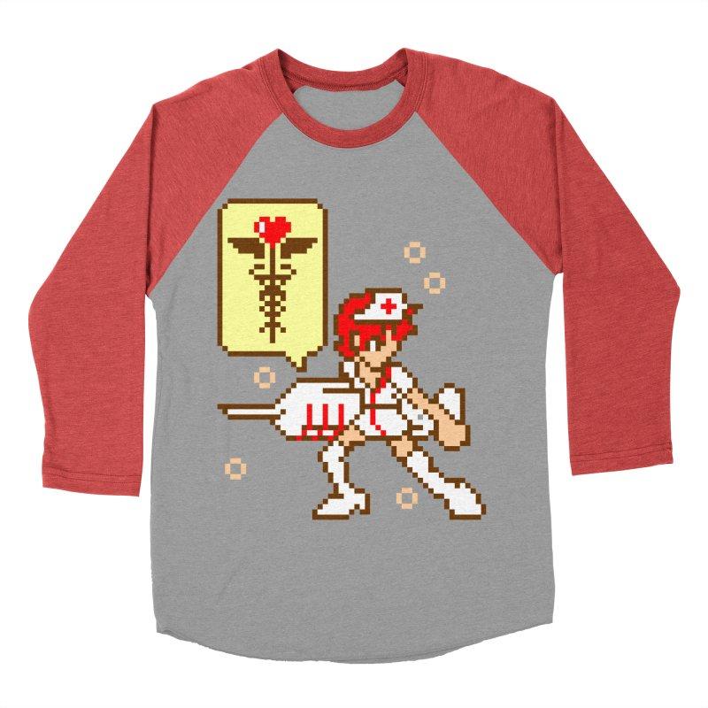 Nurse Call Women's Baseball Triblend T-Shirt by emodistcreates's Artist Shop
