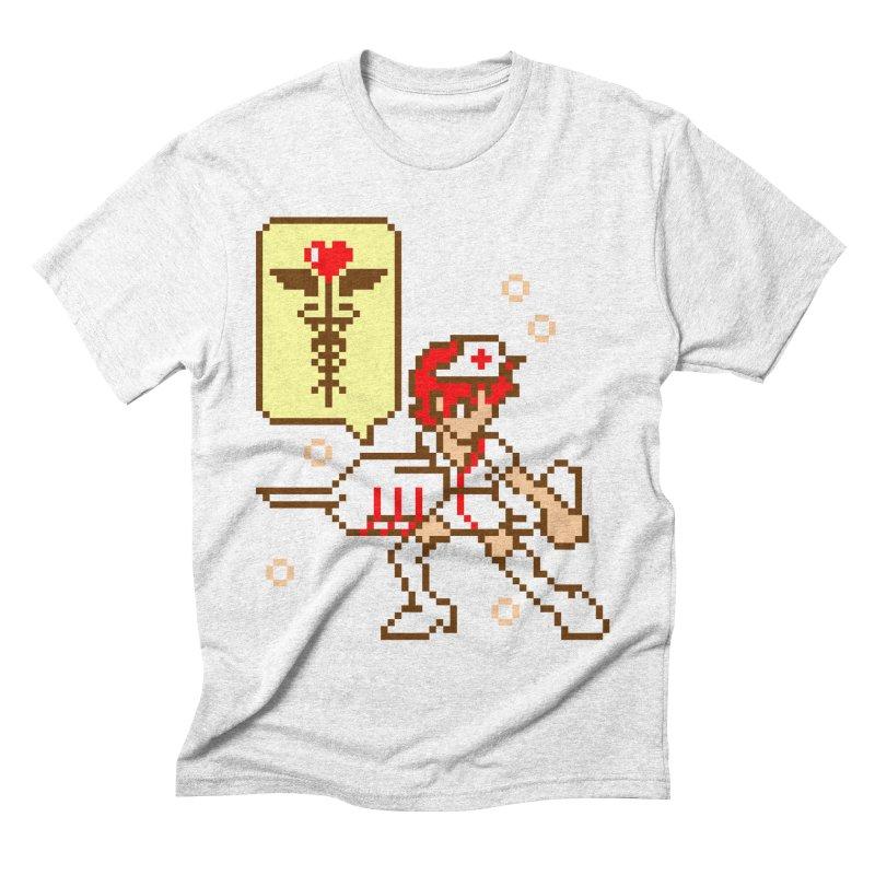 Nurse Call Men's Triblend T-shirt by emodistcreates's Artist Shop