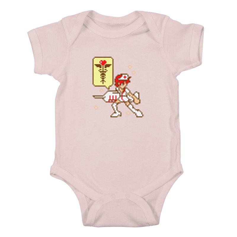 Nurse Call Kids Baby Bodysuit by emodistcreates's Artist Shop