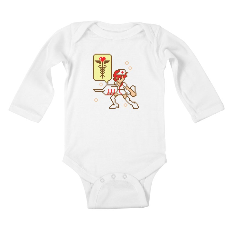 Nurse Call Kids Baby Longsleeve Bodysuit by emodistcreates's Artist Shop