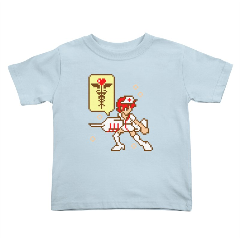 Nurse Call Kids Toddler T-Shirt by emodistcreates's Artist Shop