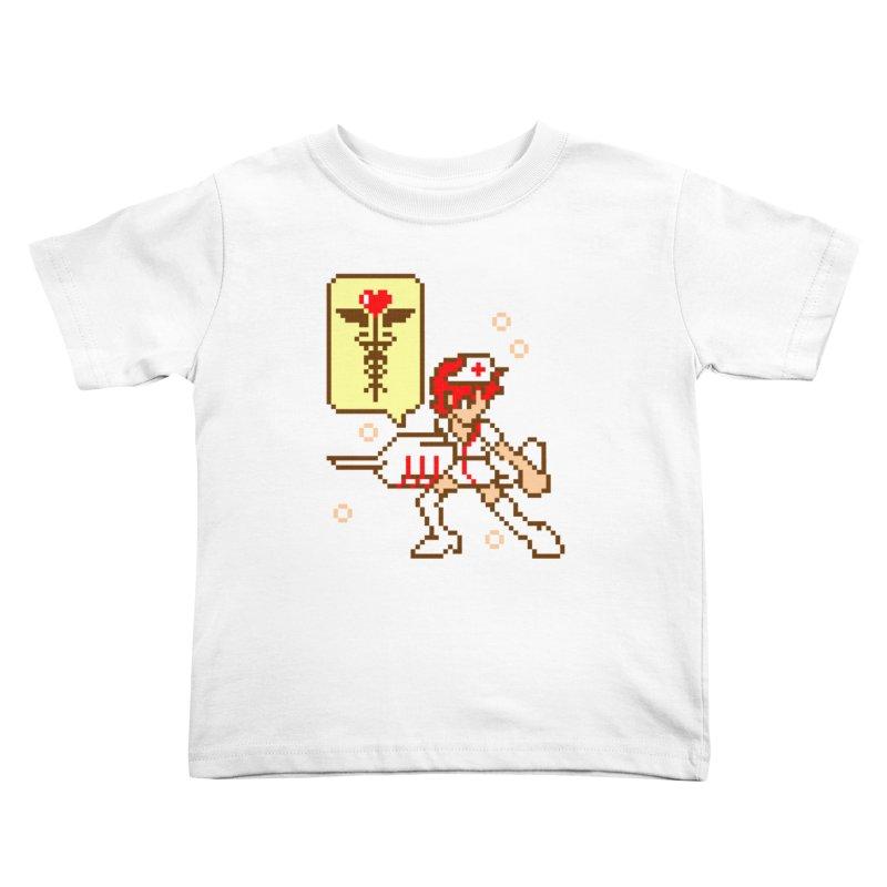 Nurse Call Kids Toddler T-Shirt by emodistcreates's Artist Shop