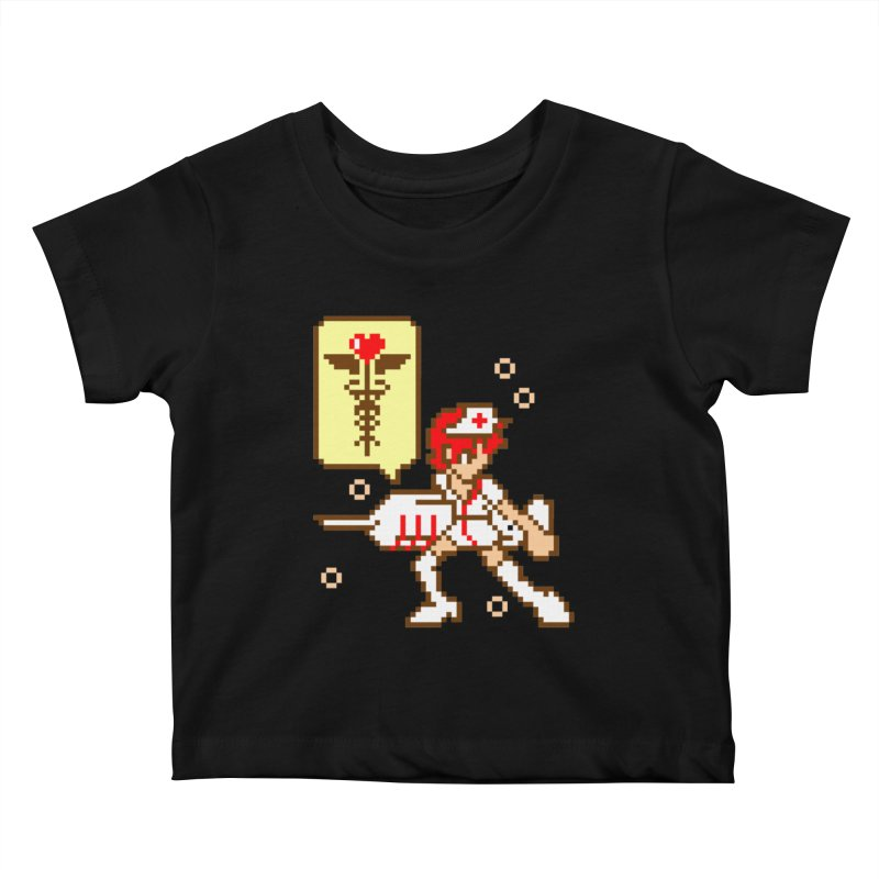 Nurse Call Kids Baby T-Shirt by emodistcreates's Artist Shop