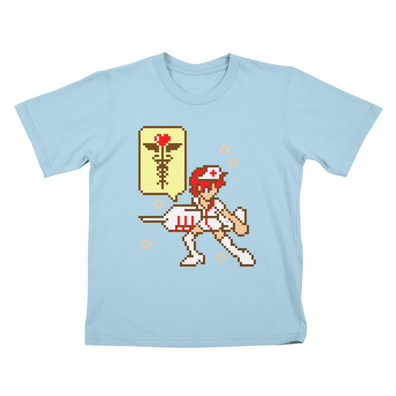 Nurse Call Kids T-Shirt by emodistcreates's Artist Shop