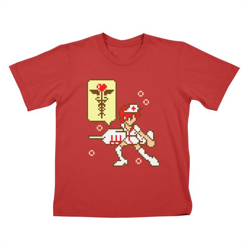 Nurse Call Kids T-Shirt by emodistcreates's Artist Shop
