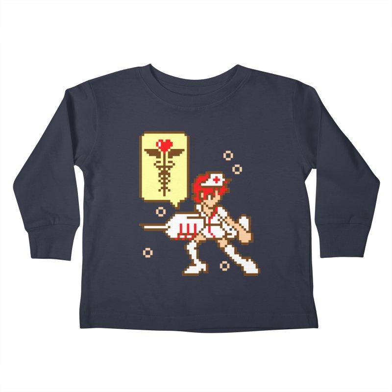Nurse Call Kids Toddler Longsleeve T-Shirt by emodistcreates's Artist Shop