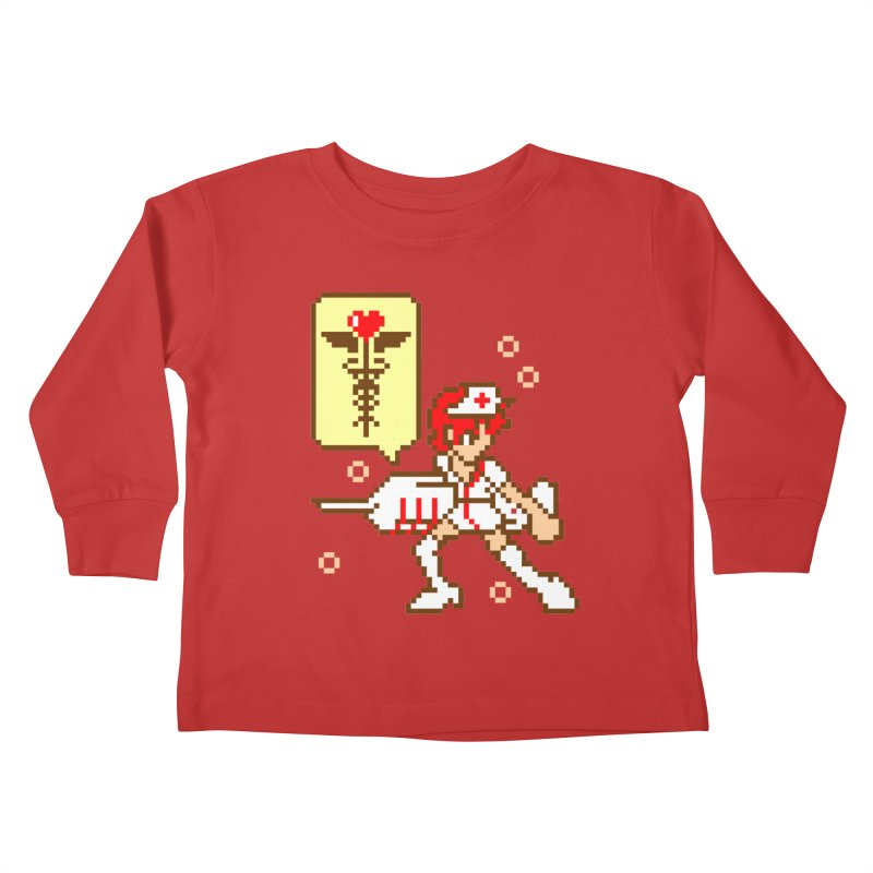 Nurse Call Kids Toddler Longsleeve T-Shirt by emodistcreates's Artist Shop