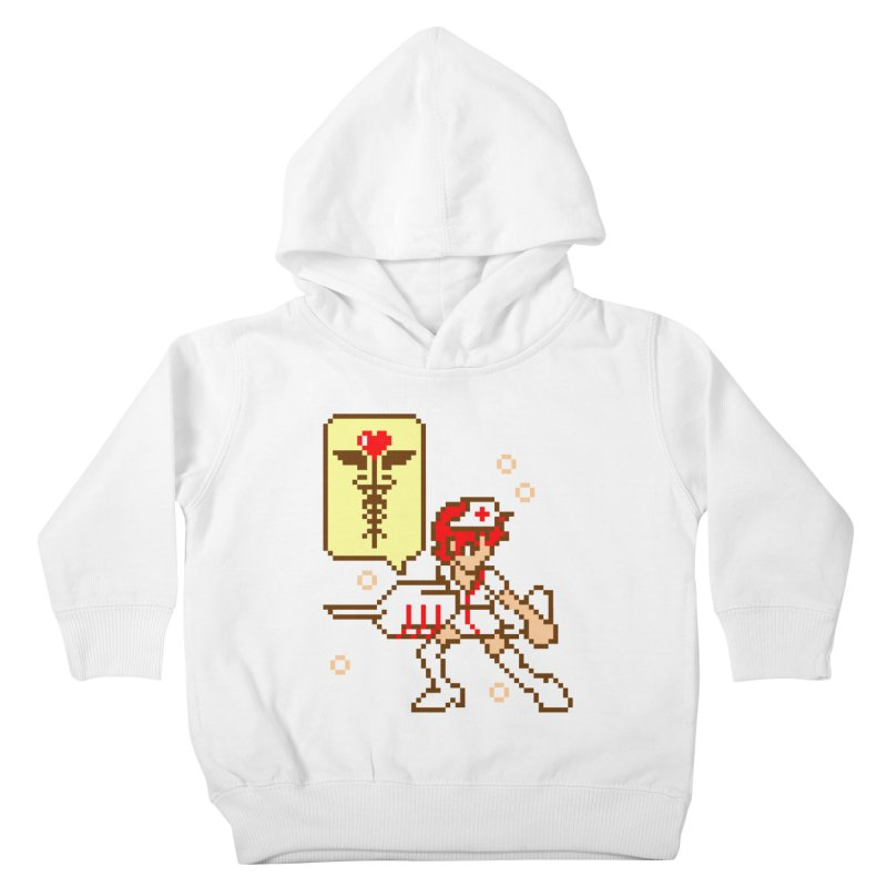 Nurse Call Kids Toddler Pullover Hoody by emodistcreates's Artist Shop