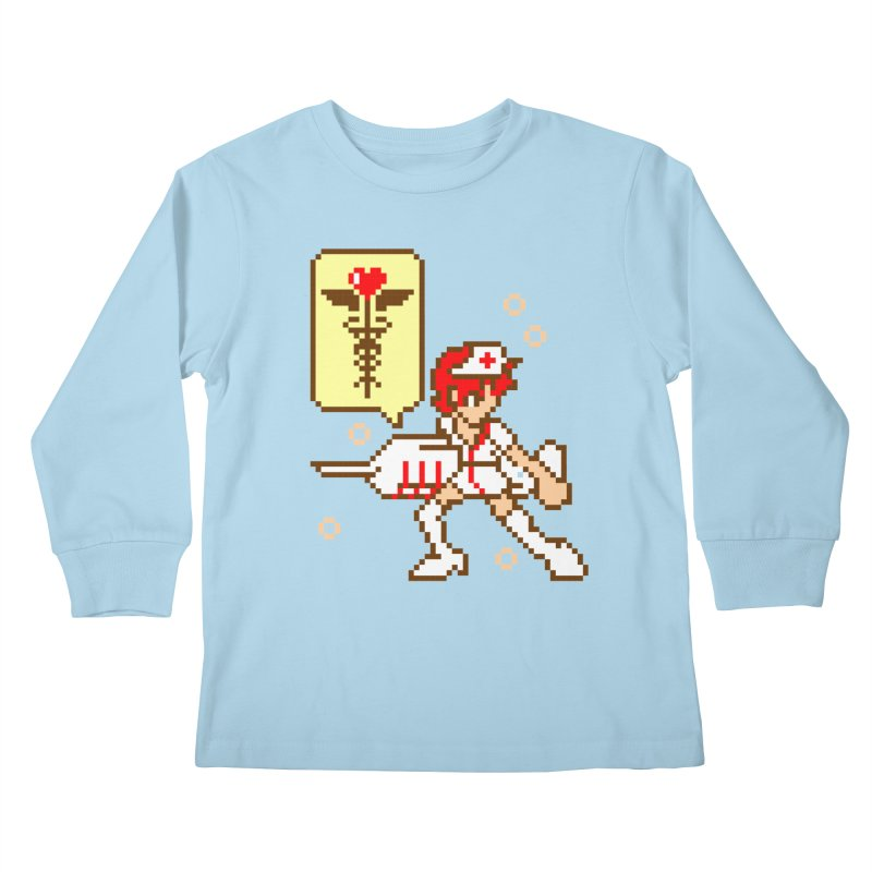 Nurse Call Kids Longsleeve T-Shirt by emodistcreates's Artist Shop