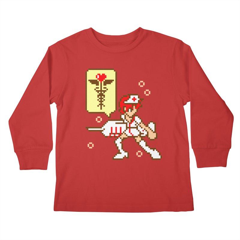 Nurse Call Kids Longsleeve T-Shirt by emodistcreates's Artist Shop