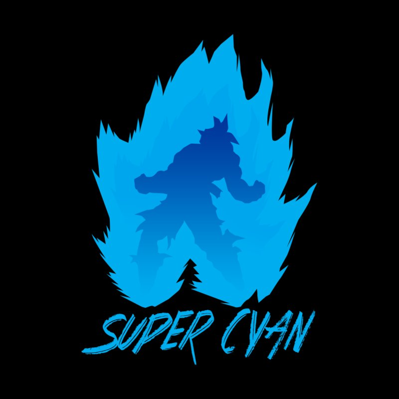 Super Cyan by emodistcreates's Artist Shop