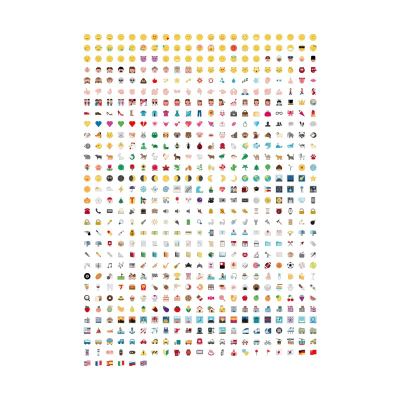 All by emoji's Artist Shop