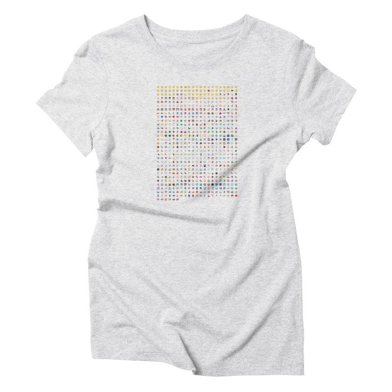 All Women's T-Shirt by emoji's Artist Shop