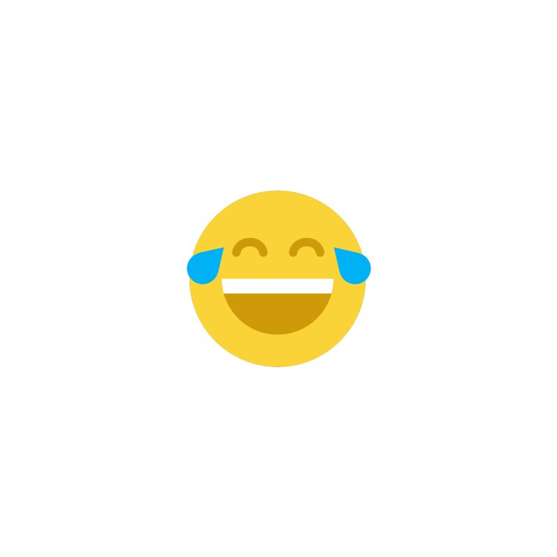 Face With Tears of Joy by emoji's Artist Shop