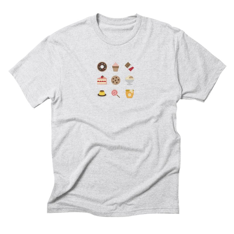 I'm So Sweet Men's Triblend T-Shirt by emoji's Artist Shop