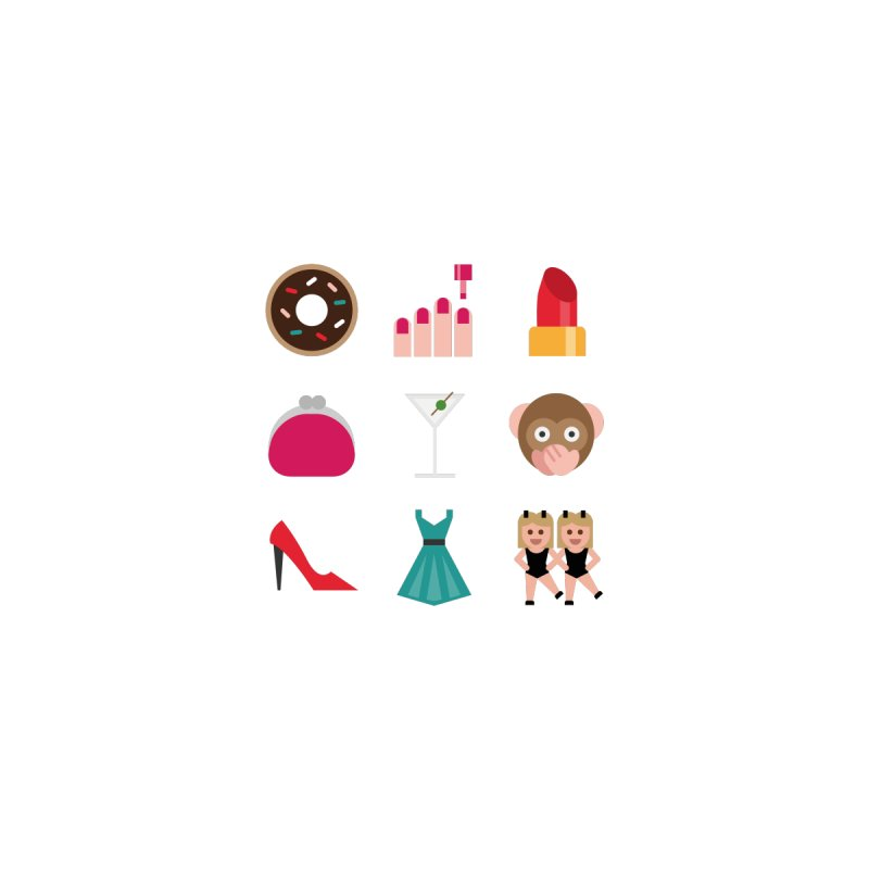 Ladies' Night by emoji's Artist Shop