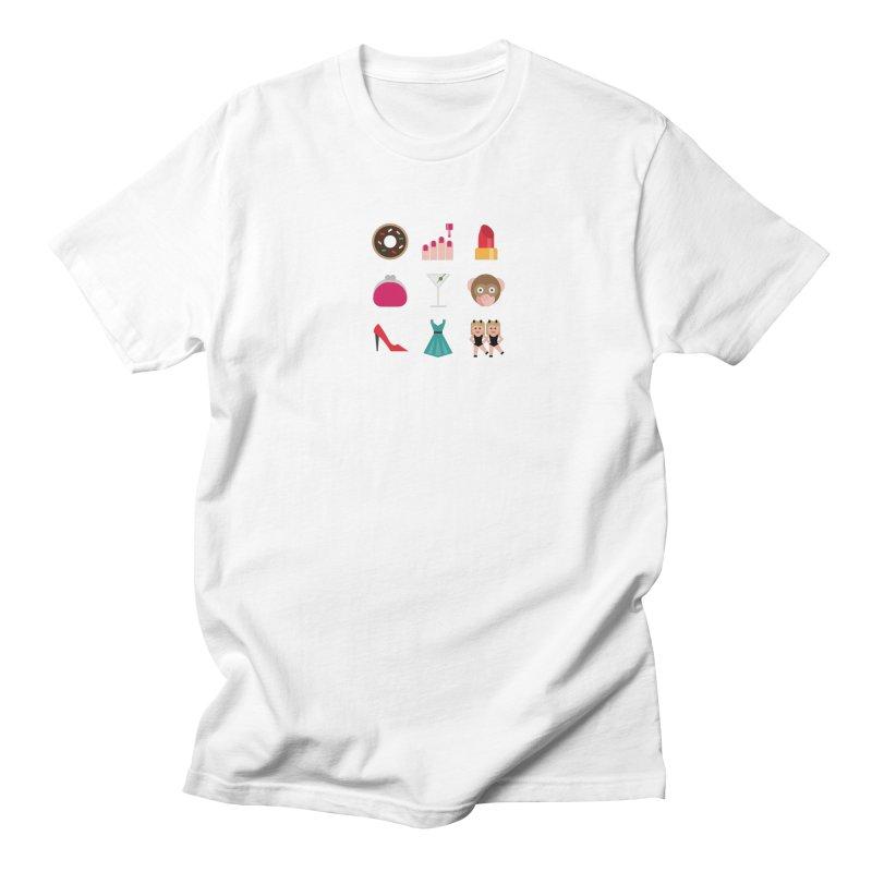 Ladies' Night Men's T-Shirt by emoji's Artist Shop