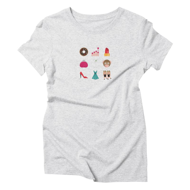 Ladies' Night Women's T-Shirt by emoji's Artist Shop