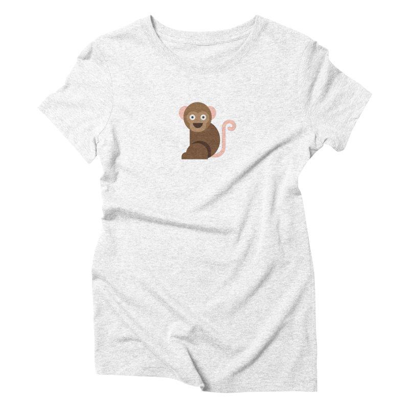 Monkey   by emoji's Artist Shop
