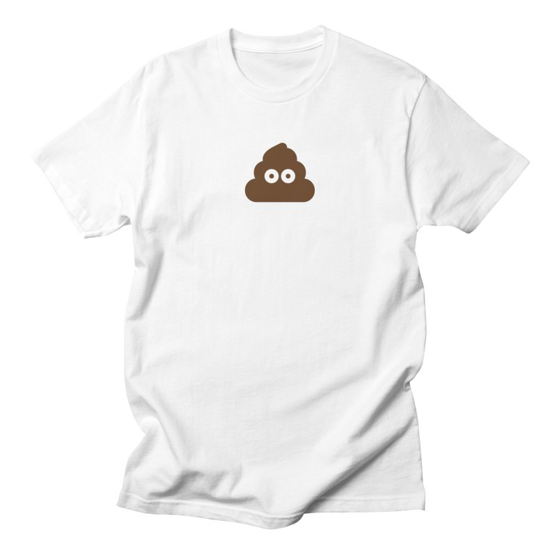 Pile of Poo Men's Regular T-Shirt by emoji's Artist Shop