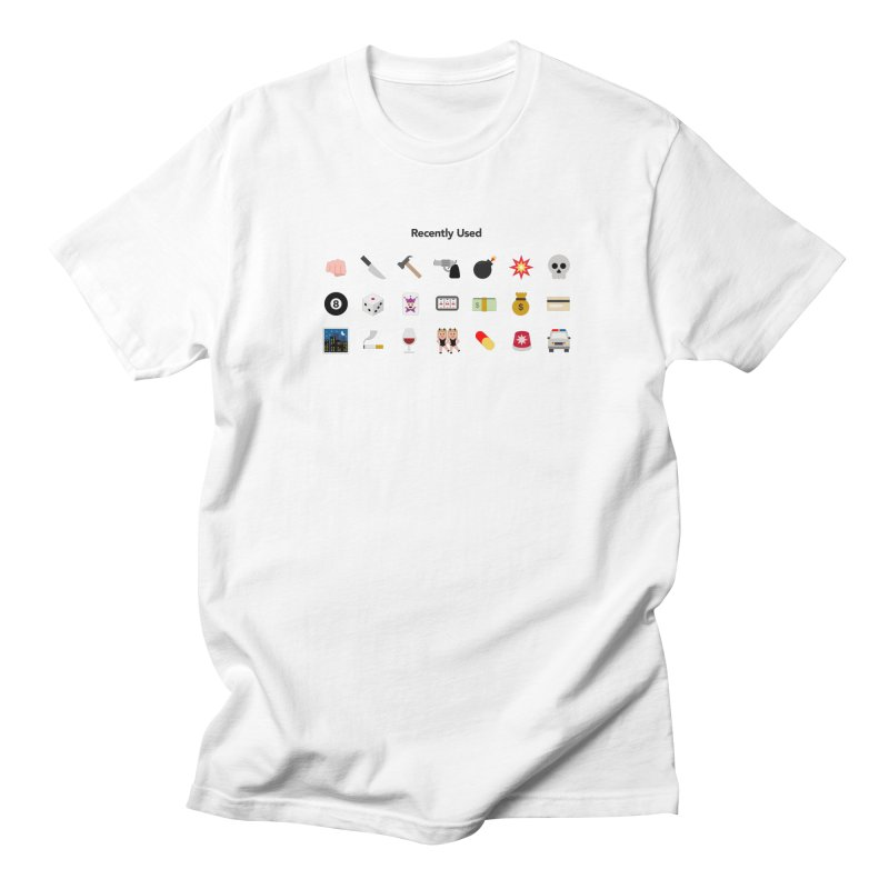 Thug Life Men's Regular T-Shirt by emoji's Artist Shop