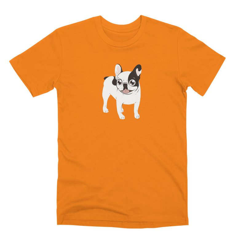 Men's None by Emotional Frenchies - Cute French Bulldog T-shirts