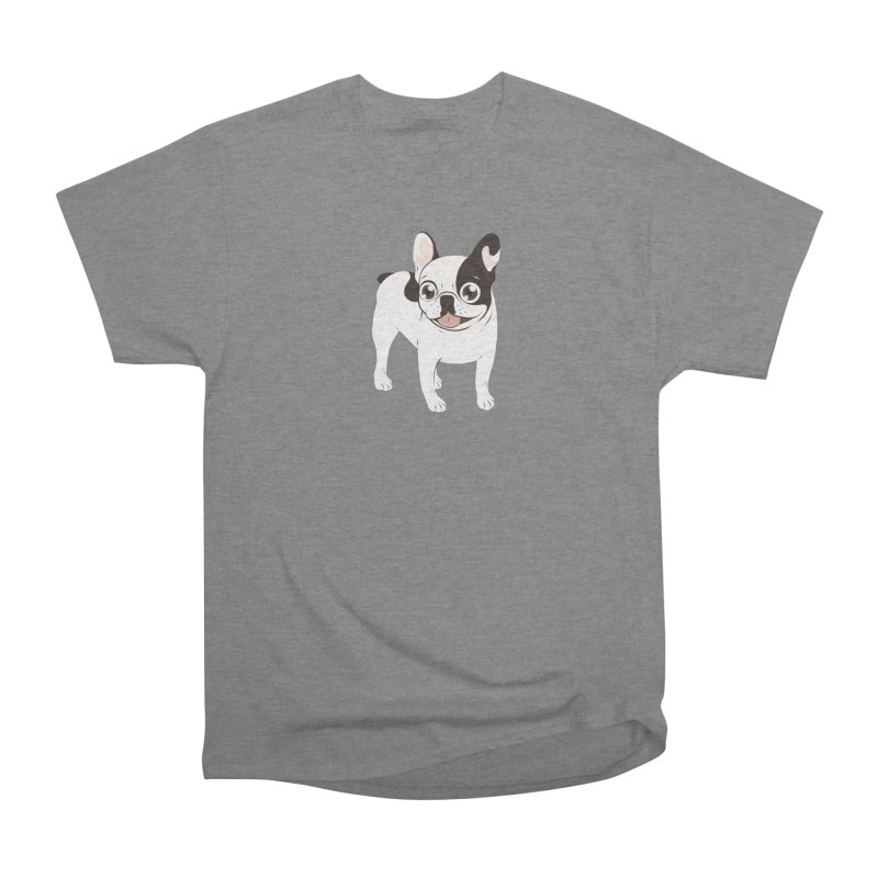 Women's None by Emotional Frenchies - Cute French Bulldog T-shirts