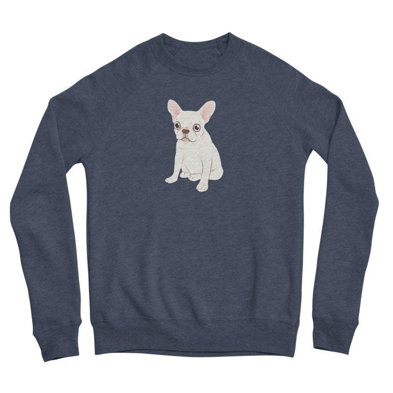 Sweet Cream French Bulldog Wants Your Pet Women's Sponge Fleece Sweatshirt by Emotional Frenchies - Cute French Bulldog T-shirts