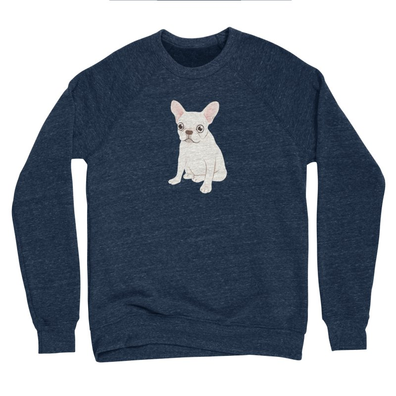 Sweet Cream French Bulldog Wants Your Pet Women's Sponge Fleece Sweatshirt by Emotional Frenchies - Cute French Bulldog T-shirts