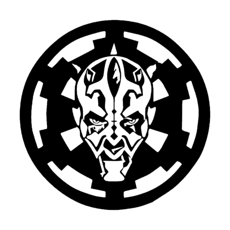 Empireappareldesigns Star Wars Darth Maul Womens