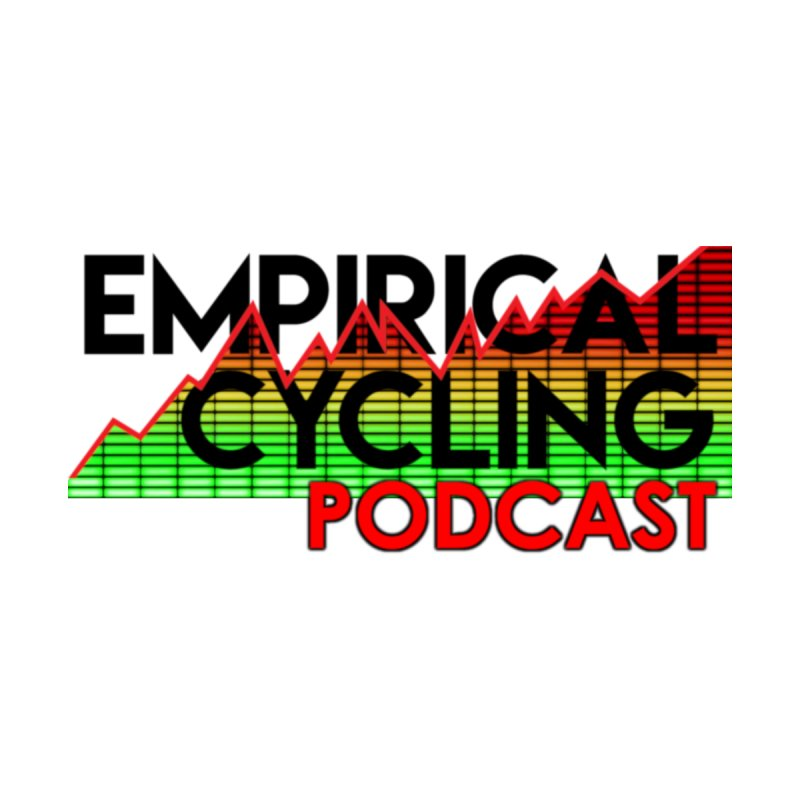 Empirical Cycling Podcast Logo by empiricalcyclingpodcast's Artist Shop