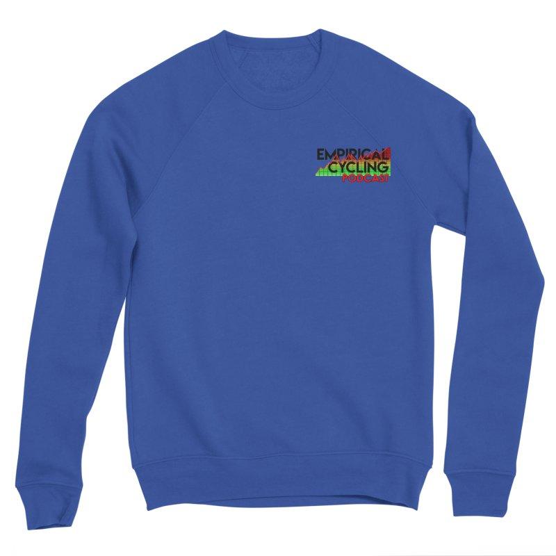 Empirical Cycling Podcast Logo Men's Sweatshirt by empiricalcyclingpodcast's Artist Shop