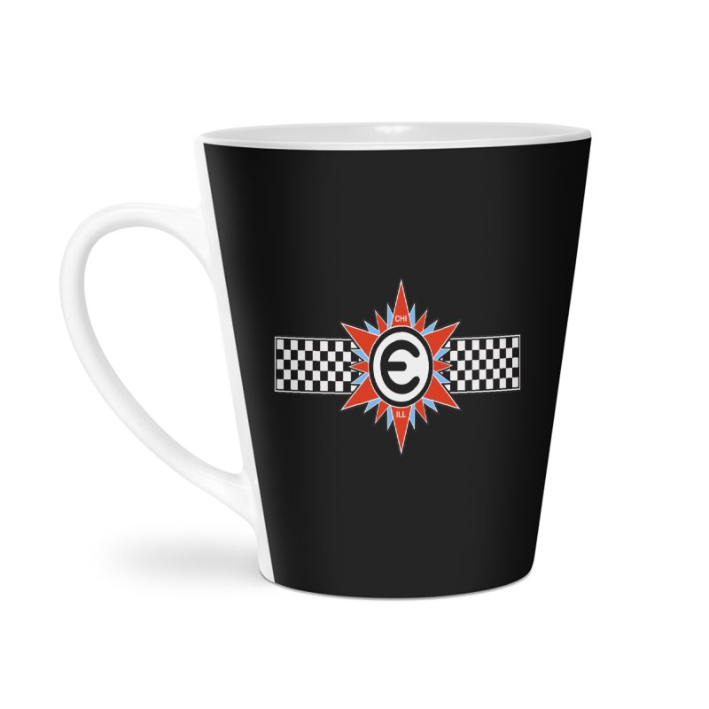 Emporium Team Soccer Shirt Accessories Latte Mug by Emporium Arcade Bar