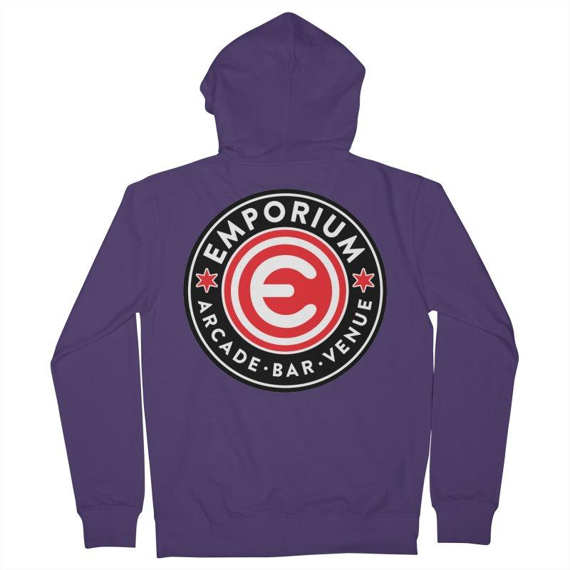 Emporium Chicago Seal Women's Zip-Up Hoody by Emporium Arcade Bar