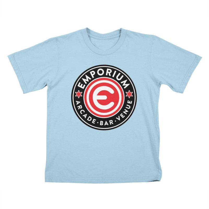 Emporium Chicago Seal Kids T-Shirt by Emporium Arcade Bar