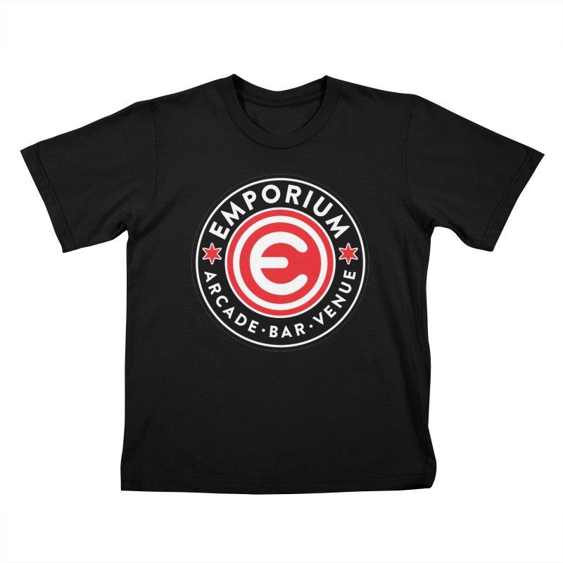 Emporium Chicago Seal Kids T-Shirt by Emporium Arcade Bar