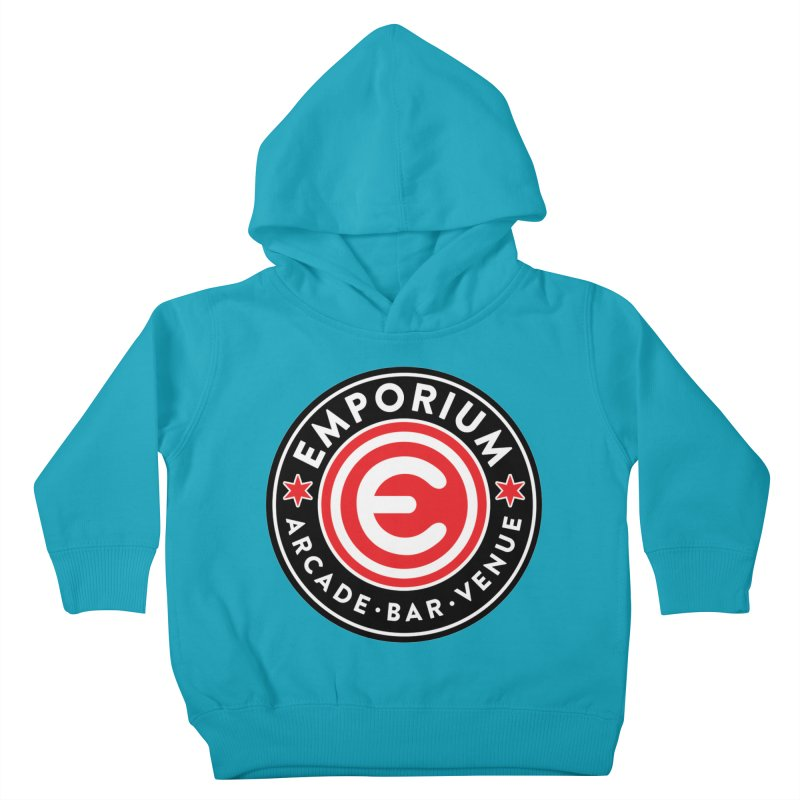 Emporium Chicago Seal Kids Toddler Pullover Hoody by Emporium Arcade Bar