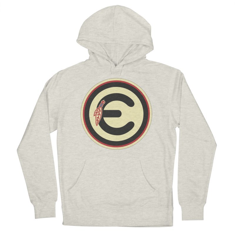 "Emporium ""Go Hawks"" Logo Women's French Terry Pullover Hoody by Emporium Arcade Bar"